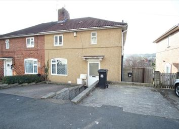 Thumbnail 2 bedroom flat to rent in Ponsford Road, Knowle, Bristol