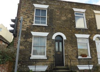 Thumbnail 2 bedroom end terrace house for sale in London Road, Dover