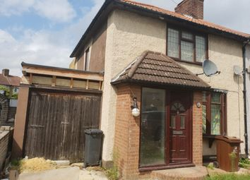 Thumbnail 6 bed terraced house for sale in Maxey Road, Dagenham