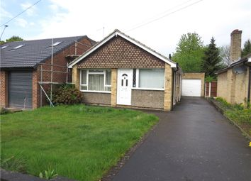 Thumbnail 2 bedroom detached bungalow for sale in Thirlmere Avenue, Allestree, Derby