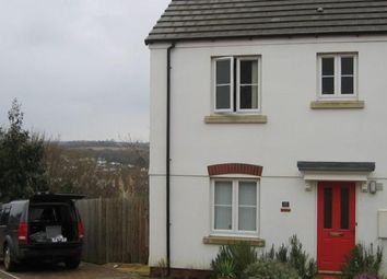 Thumbnail 4 bed property to rent in Poltair Meadow, Penryn