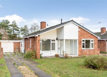 Thumbnail 3 bed bungalow for sale in Esk Close, North Hykeham