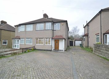 Thumbnail 3 bed semi-detached house to rent in Lloyd Avenue, Coulsdon