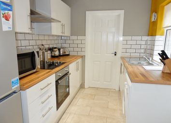 Thumbnail End terrace house to rent in Percy Street, Derby