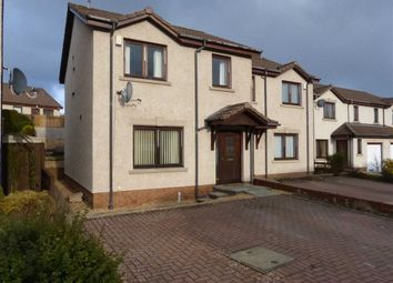 Thumbnail 3 bed semi-detached house for sale in Honeyberry Crescent, Blairgowrie, Perthshire