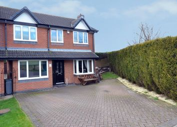 Thumbnail 5 bedroom detached house for sale in Bowfell Grove, Saxonfields, Stoke-On-Trent