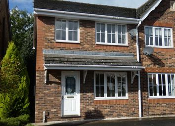 Thumbnail 3 bed semi-detached house for sale in Orchid Rise, Scunthorpe