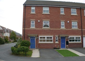 Thumbnail 3 bedroom terraced house to rent in Kings Lynn Drive, Cressington, Liverpool