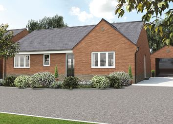 Thumbnail 3 bed detached bungalow for sale in The Claydon, The Croft II, Calow