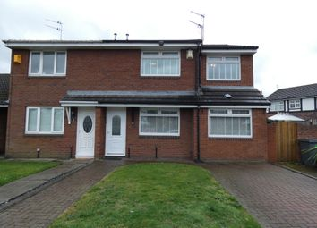 Thumbnail 4 bed semi-detached house for sale in Haverton Walk, West Derby, Liverpool