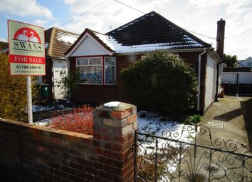 Thumbnail 2 bed detached bungalow for sale in Ripston Road, Ashford
