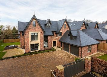 Thumbnail 6 bedroom detached house to rent in Dunham Mews, Bow Green Road, Bowdon, Altrincham