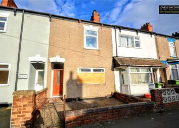 Thumbnail 3 bedroom terraced house for sale in Heneage Road, Grimsby