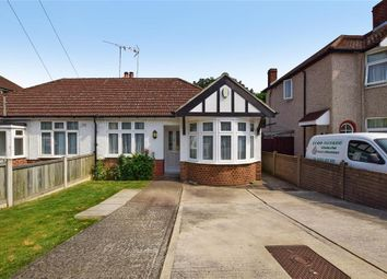 Thumbnail 2 bed semi-detached bungalow for sale in Eversley Avenue, Barnehurst, Kent