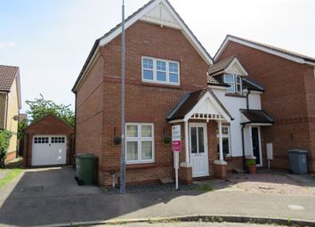Thumbnail 2 bed end terrace house for sale in Wilks Farm Drive, Sprowston, Norwich
