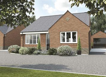 Thumbnail 3 bed detached bungalow for sale in 'the Sudbury', The Croft, Top Road, Calow, Chesterfield