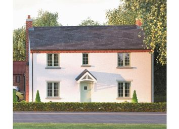 Thumbnail 4 bed detached house for sale in Friar Lodge, Dale Lane, Blidworth