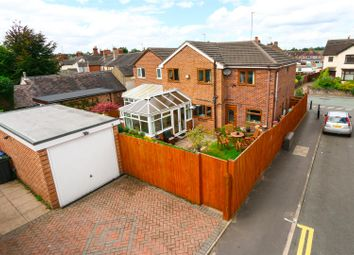 Thumbnail 5 bed detached house for sale in Bagnall Road, Milton, Stoke-On-Trent