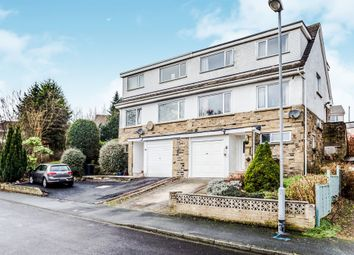 Thumbnail 3 bed semi-detached house for sale in Breck Lea, Sowerby Bridge