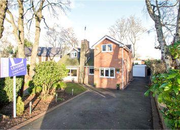 Thumbnail 4 bedroom detached house for sale in Birch Close, Ravenshead, Nottingham