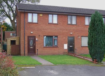 Thumbnail 2 bed end terrace house to rent in ., Llandrindod Wells