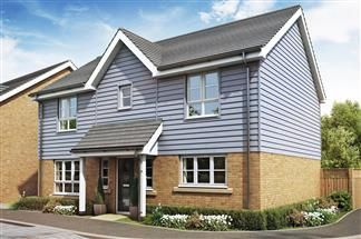 Thumbnail 4 bed detached house for sale in Pretoria Road, Chertsey