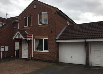 Thumbnail 3 bedroom semi-detached house for sale in Larchwood Close, Knighton, Leicester