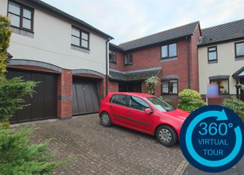 Thumbnail 1 bed flat for sale in Weycroft Close, Barton Grange, Exeter