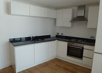Thumbnail 1 bed flat to rent in Eagle Wharf Road, Islington