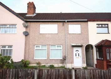 Thumbnail 3 bedroom terraced house for sale in Verney Crescent South, Garston, Liverpool