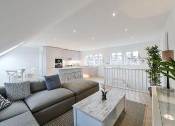 Thumbnail 2 bed duplex for sale in Heybridge Avenue, London