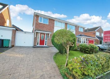 Thumbnail 3 bed semi-detached house for sale in Warwick Road, Radcliffe, Manchester