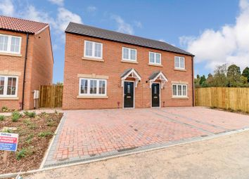 Thumbnail 3 bed semi-detached house for sale in Ketil Place, Anlaby, Hull