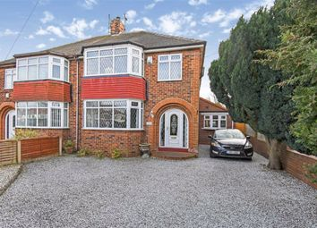Thumbnail 4 bed semi-detached house for sale in Kingston Road, Willerby, East Riding Of Yorkshire