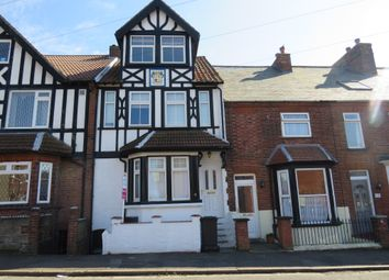 Thumbnail 4 bed terraced house for sale in Bernard Road, Cromer