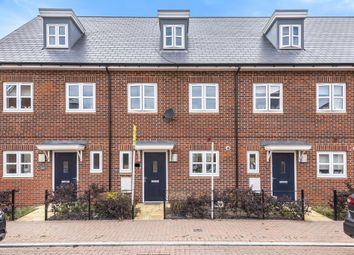 Thumbnail 3 bed town house to rent in Ashmead Street, Aylesbury