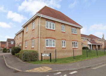 Thumbnail 2 bed flat for sale in Park Cottage Drive, Titchfield, Fareham