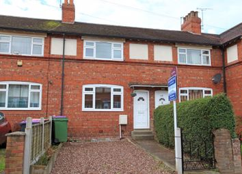 2 bed terraced house for sale in Manor Road, Hadley, Telford TF1