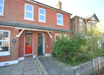 Thumbnail 2 bed semi-detached house to rent in Gordon Avenue, Winchester, Hampshire