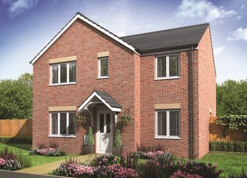 "Thumbnail 5 bed detached house for sale in ""The Corfe"" at City Fields Way, Tangmere, Chichester"