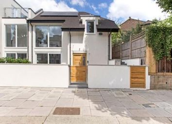 Thumbnail 3 bed terraced house for sale in Westbere Road, West Hampstead