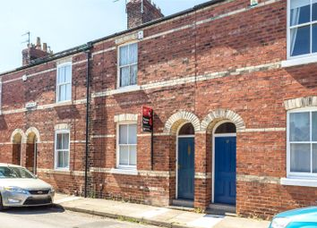 Thumbnail 2 bed terraced house for sale in Compton Street, York