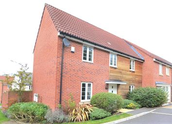 Thumbnail 3 bed semi-detached house for sale in Staunton Lane, Brockworth, Gloucester