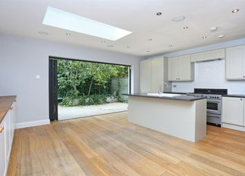 Thumbnail 4 bed terraced house to rent in Overstone Road, London