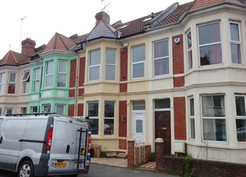 Thumbnail 2 bed flat to rent in Cottrell Road, Eastville, Bristol