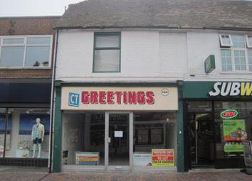 Thumbnail Retail premises to let in 109 High Street, Sittingbourne, Kent