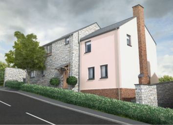 Thumbnail 4 bed detached house for sale in Knighton Road, Wembury
