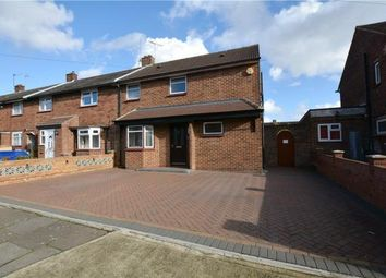 Thumbnail 3 bed end terrace house for sale in Thornton Avenue, West Drayton