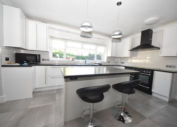 Thumbnail 4 bedroom terraced house to rent in Chudleigh Crescent, Ilford Essex