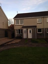 Thumbnail 2 bed flat to rent in Craigs Park, Edinburgh